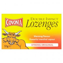 Covonia Lozenges Strong Original 51G