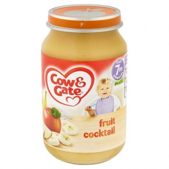 Cow And Gate Baby Balance Fruit Cocktail 200G