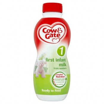 Cow And Gate First Infant Milk 1 Litre