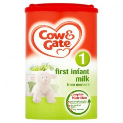 Cow And Gate First Infant Milk 900G