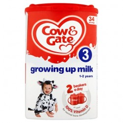 Cow And Gate Growing Up Milk 1+ Years 900G