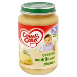 Cow & Gate 7 Mth+ Cauliflower Cheese 200G