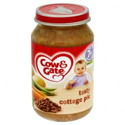 Cow & Gate 7 Mth+ Tasty Cottage Pie 200G