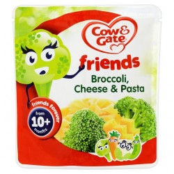 Cow & Gate Friend Broccoli Cheese And Pasta 190G