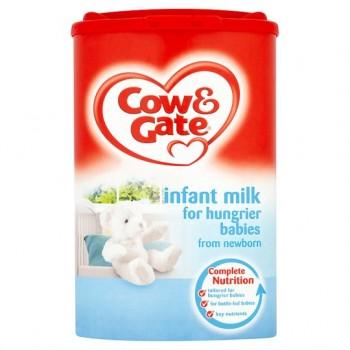 Cow & Gate Infant Milk For Hungrier Babies 900G