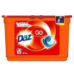 Daz Go Pods Washing Capsules 16 Washes