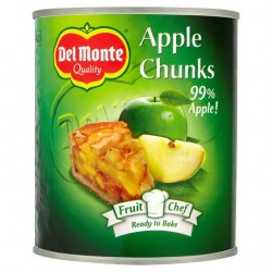 Del Monte Fruit Chef Apple Chunks 765G