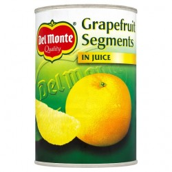 Del Monte Grapefruit Segments In Juice 411G