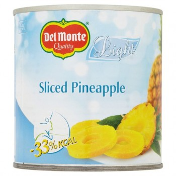 Del Monte Light Pineapple Slices 420G