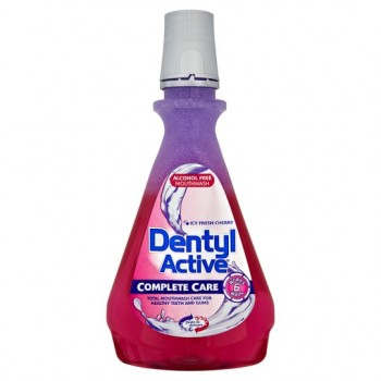 Dentyl Ph Icy-Fresh Cherry Mouthwash 500Ml