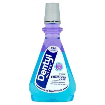 Dentyl Ph Icy-Fresh Mint Mouthwash 500Ml