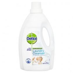 Dettol Laundry Cleanser Fresh Cotton 1.5L
