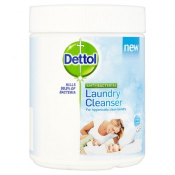 Dettol Laundry Sanitiser Powder 495G