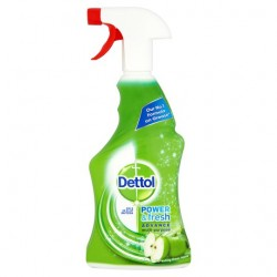 Dettol Multiaction Antibacterial Cleaner Green Apple 500Ml