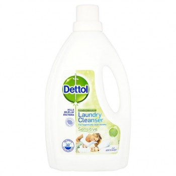 Dettol Sensitive Laundry Sanitiser 1.5L