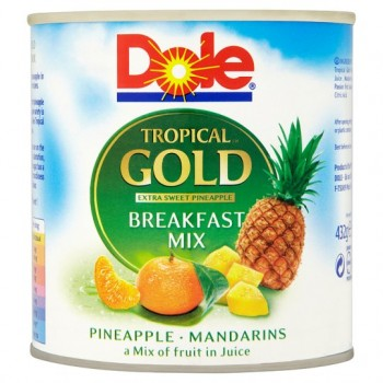 Dole Tropical Gold Breakfast Mix 432G
