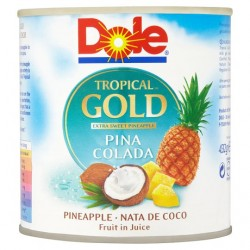 Dole Tropical Gold Pina Colada Mix 432G