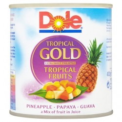 Dole Tropical Gold Tropical Mix 432G