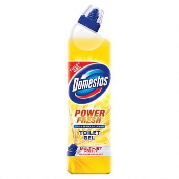 Domestos Power Fresh Citrus Toilet Gel 700Ml