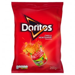 Doritos Chilli Heatwave 200G