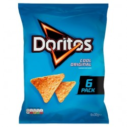 Doritos Cool Original 6X30g