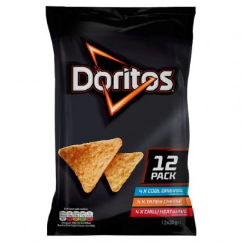 Doritos Variety 12 Pack