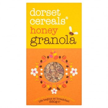 Dorset Cereals Honey Granola 550G