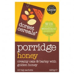 Dorset Cereals Honey Porridge 420G