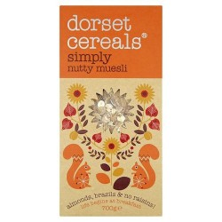 Dorset Simply Nutty Cereal 700G