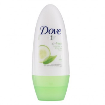 Dove Go Fresh Cucumber Roll-On Antiperspirant Deodorant 50Ml