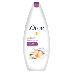 Dove Go Fresh Plum Body Wash 250Ml