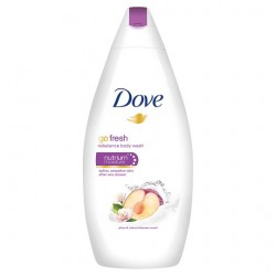 Dove Go Fresh Plum Body Wash 500Ml