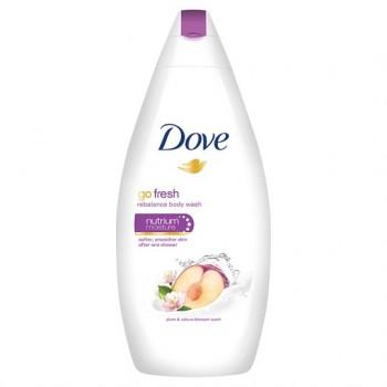 Dove Go Fresh Plum Body Wash 500Ml