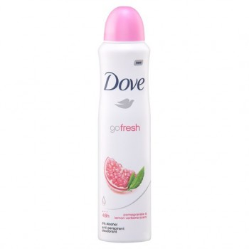 Dove Go Fresh Pomegranate Antiperspirant Deodorant 250Ml