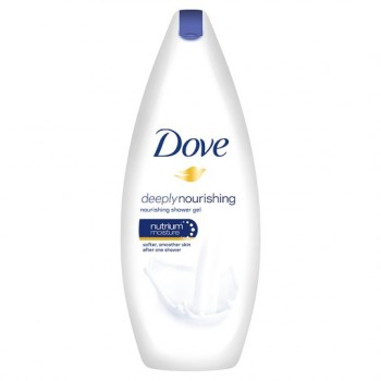 Dove Nourishing Body Wash 250Ml