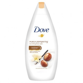 Dove Purely Pampering Shea Butter Beauty Cream Wash 500Ml