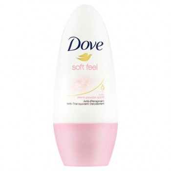 Dove Women Soft Feel Roll-On Antiperspirant Deodorant 50Ml