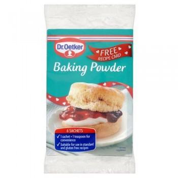 Dr. Oetker Baking Powder Gluten Free)Sach
