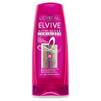 Elvive Nutri Gloss Lum Conditioner 250Ml