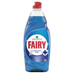Fairy Antibacterial Eucalyptus Wash Up Liquid 625Ml