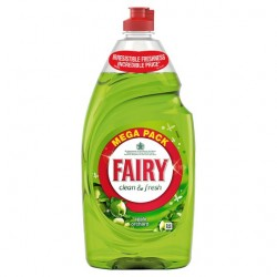 Fairy Apple Orchard Washing Up Liquid 900Ml