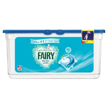 Fairy Non Biological Liquitabs 30 Washes