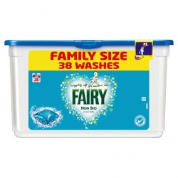 Fairy Non Biological Liquitabs 38 Washes