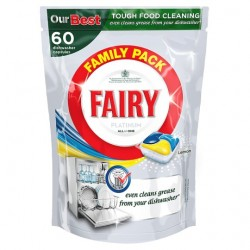 Fairy Platinum Lemon 60'S