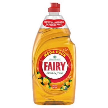 Fairy Wash Up Liquid Citrus Grove900ml