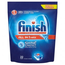Finish All In 1 Original 22 Dishwasher Tablets