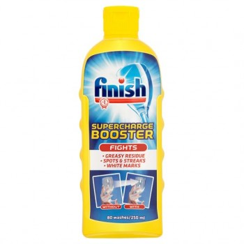 Finish Dishwasher Booster 250Ml