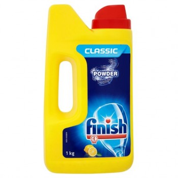 Finish Dishwasher Powder Lemon 1Kg