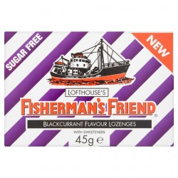 Fisherman's Friend Blackcurrant 45G