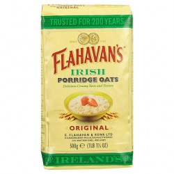 Flahavans Irish Porridge Oats 500G